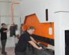 Specialized training of the service team of KARMET Bulgaria in Turkey