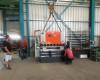 Installation of TORO Rapido 1550-40TN at Euroform Ltd, Drama, Greece.