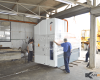 Karmet Bulgaria Ltd. delivered a press brake and guillotine shear in Serbia