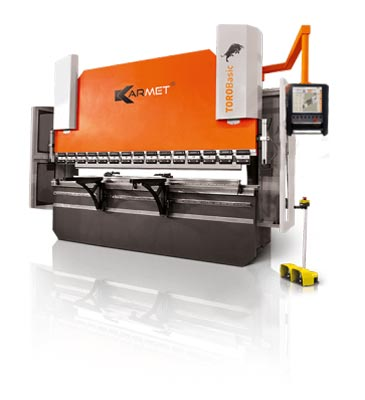 karmet toro basic press brakes