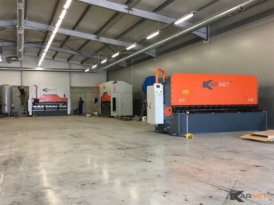 Three working KARMET machines in Simitli!