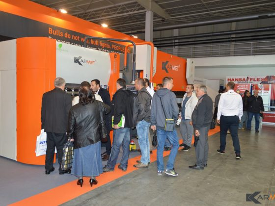 Karmet Bulgaria Ltd. participated at the 73rd International Technical fair of Plovdiv, Bulgaria