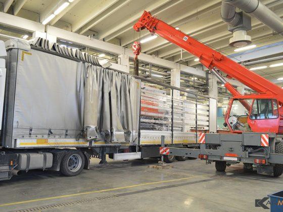 """Karmet Bulgaria"" Ltd. successfully finished the next installation of hydraulic press brake"