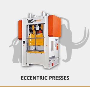 Mammut eccentric presses