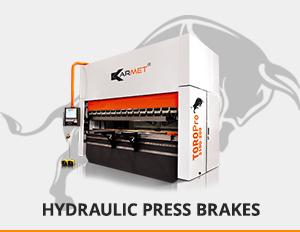 Toro hydraulic press brakes